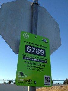 Vallejo Ferry Parking Lot Zone