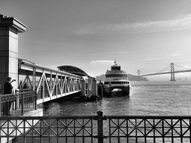 Vallejo Ferries - Vallejo Bay Ferry